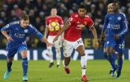 Đối đầu Leicester City, Man Utd phải giải quyết 5 bài toán thay thế sau