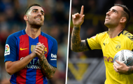Barcelona và ngày đối đầu 'người cũ' Paco Alcacer