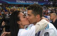 'Ronaldo là một người rất tốt, tôi yêu anh ấy, nể phục anh ấy'