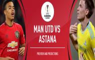 Nhận định Man United vs Astana: Trận cầu 3 bàn và 3 điểm cho Quỷ đỏ?