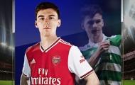 Kieran Tierney và sự chờ đợi của Arsenal nơi cánh trái