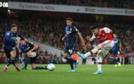 Tân binh 18 triệu bảng chói sáng, Arsenal 'hạ sát' Nottingham
