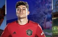 Daniel James và sứ mệnh 'Superman' hàng công Man United