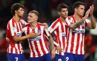 Atletico Madrid và hàng công cực mạnh trước derby thành Madrid