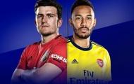 Man United vs Arsenal: Cuộc chiến riêng của hai thủ quân