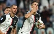 Ronaldo: 'Có tài cũng vô dụng nếu không tập luyện chăm chỉ'