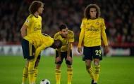 Arsenal khủng hoảng và điều khó hiểu ở quyết định nhân sự của Emery