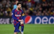 Messi lực bất tòng tâm, Barcelona hòa nhạt với Slavia
