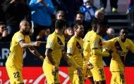 Barcelona giành 3 điểm nhọc nhằn trước đội bét bảng La Liga
