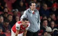 Arsenal và Emery: 'Cuộc tình' đã chạm đáy!