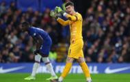 Công cùn thủ kém; Chelsea có trận thua sốc trước West Ham