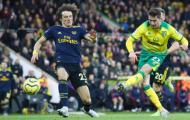 TRỰC TIẾP Norwich 2-2 Arsenal: Khởi đầu vất vả cho Ljungberg! (KT)