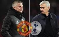Nhận định Man United vs Tottenham: Mourinho sẽ 'trả nợ' xưa?