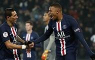 Neymar và Mbappe tỏa sáng, PSG tiếp tục ngự trị 'ngai vàng' Ligue 1