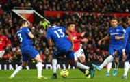 TRỰC TIẾP Man United 1-1 Everton: 1 điểm nhọc nhằn của Quỷ đỏ (KT)