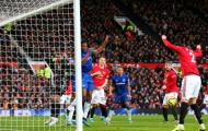 Bàn thua tai hại, Man United chia điểm cay đắng trước Everton
