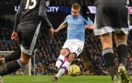 Man City muốn vượt mặt Liverpool? Hãy trông cậy vào De Bruyne!