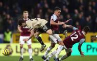 'Máy chạy' Man United bị 'đánh hội đồng' bởi vòng vây cầu thủ Burnley