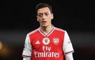 Đội hình kết hợp Arsenal và Man United: Ozil trở lại!