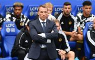 Rodgers lại 'ngựa quen đường cũ', Leicester đừng vội mơ về Champions League