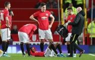 Thi đấu 17 phút, Rashford lập tức đem tin dữ đến CĐV Man United