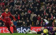 TRỰC TIẾP Liverpool 2-0 Man United: Salah kết liễu Quỷ đỏ! (KT)