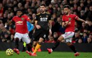 'Đó là tiền vệ người Bồ hay nhất trận Man Utd gặp Wolves'
