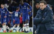 Điều quái quỷ gì đang xảy ra với Chelsea của Lampard?
