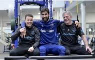 'Barca không thể giúp cậu ấy, vì thế rời đi là tốt nhất'