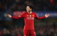 Klopp chỉ ra 'tội đồ' khiến Minamino không thể ghi bàn trước Chelsea