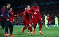 Thi đấu sa sút, Liverpool dọn đường tống khứ 'Messi Thụy Sĩ'