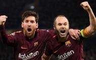 'Messi là cầu thủ xuất sắc nhất, nhưng Iniesta hoàn toàn khác biệt'
