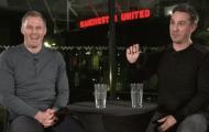 Hai danh thủ MU và Liverpool 'tranh cãi' kịch liệt trên truyền hình