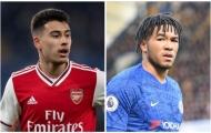 Huyền thoại MU chỉ ra 5 ngôi sao U21 đỉnh nhất Premier League