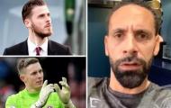 'Tôi yêu mến Henderson... nhưng De Gea là sự lựa chọn tốt nhất với Man United hiện tại'