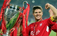 'Gerrard xuất sắc hơn Lampard và Scholes'