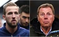 Harry Redknapp: 'Xin Chúa, cậu ấy ở lại Tottenham'