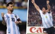 Javier Aguirre chỉ ra điểm khác biệt lớn nhất giữa Messi và Maradona