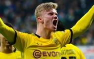 Sao Dortmund: 'Ronaldo là hình mẫu thi đấu của tôi'