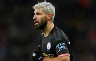 Aguero: 'Tôi sẽ giúp Man City vô địch Champions League'