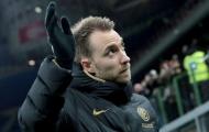 Eriksen đặt quyết tâm mới trong màu áo Inter Milan