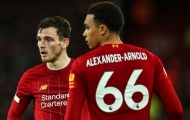 Robertson tiết lộ vị trí 'mới' dành cho Alexander-Arnold trong tương lai