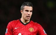 Van Persie tiết lộ nhân vật chính khiến anh gia nhập Man United