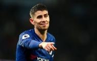 Người đại diện xác nhận, CĐV Chelsea nhận tin vui từ Jorginho