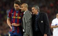 Mourinho tiết lộ sự thật màn 'đối thoại' kinh điển với Pep 10 năm trước