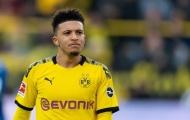 Vì sao Sancho ngồi ngoài trận thứ 3 liên tiếp của Dortmund?