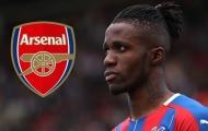 Wilfried Zaha 'bắn tín hiệu', CĐV Arsenal mừng thầm