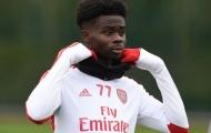 Cựu danh thủ Arsenal: 'Cậu ấy đủ xuất sắc để chơi hậu vệ trái'