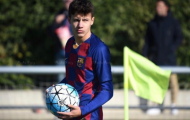 CHÍNH THỨC! 'Báu vật' 16 tuổi chia tay Barcelona, sẵn sàng gia nhập MU