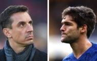 Chelsea thua cay đắng, Neville chỉ thẳng ngôi sao thi đấu tệ nhất